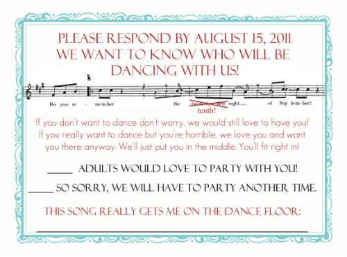 Wedding Rsvp Timeline Etiquette: External Blog