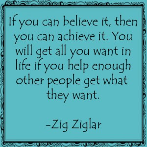 zig ziglar quote, zig ziglar quotes, believe in yourself quotes
