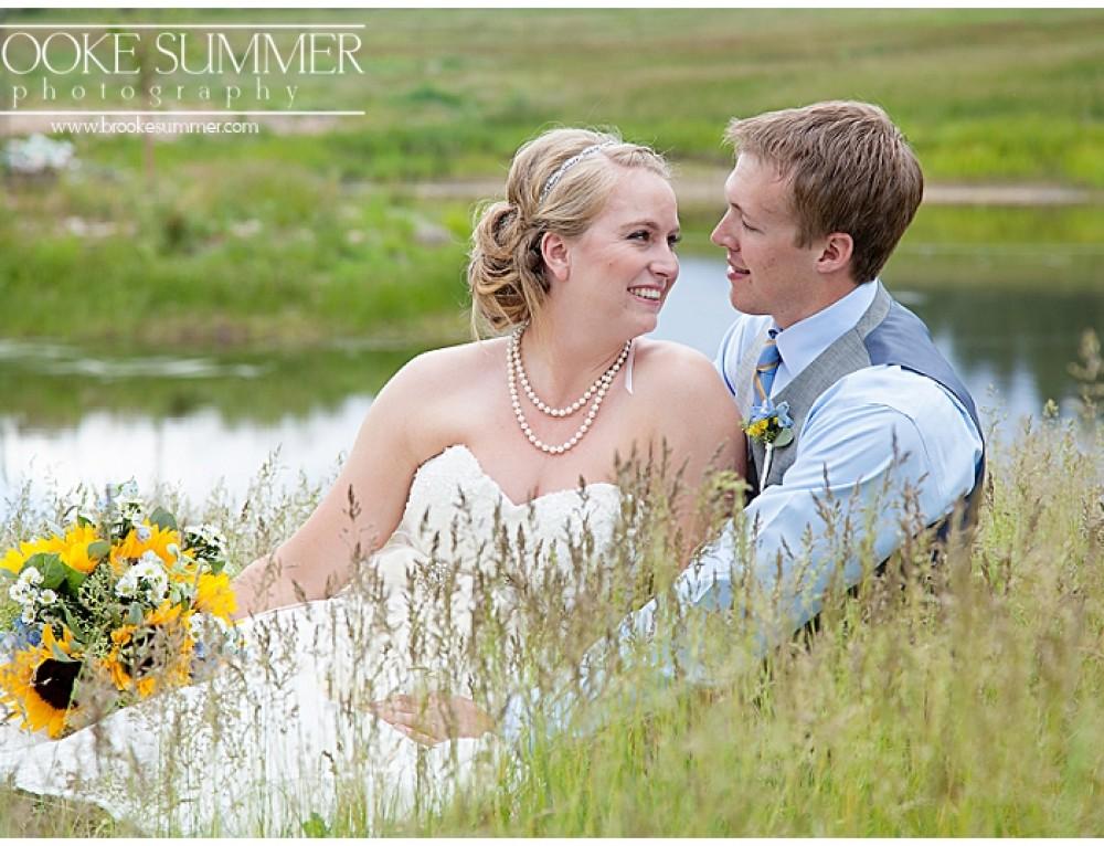 Colorado Wedding Photography – Bri & Logan at Deer Creek Valley Ranch
