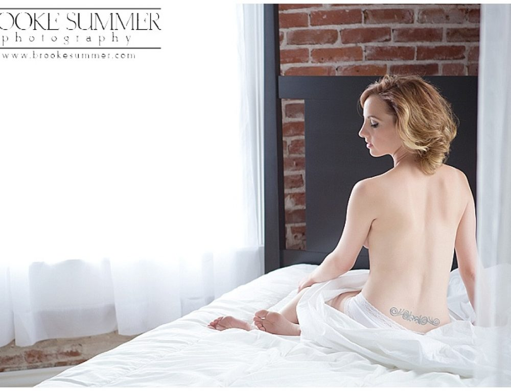 Boudoir Photography Denver – The Gorgeous Mrs. M!