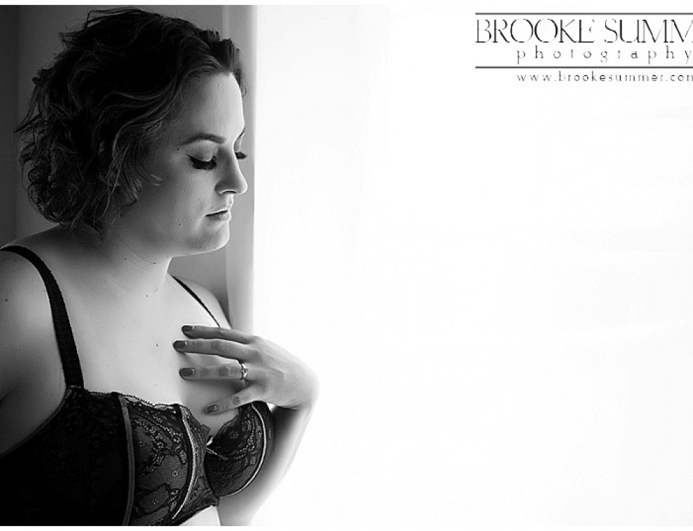 Denver Boudoir Photography – Throwback – The Beautiful Mrs. N!
