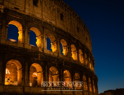 European Adventures, Honeymoon Day 4 – The Colosseum & Navigating Rome While Handicapped – Chapter 5