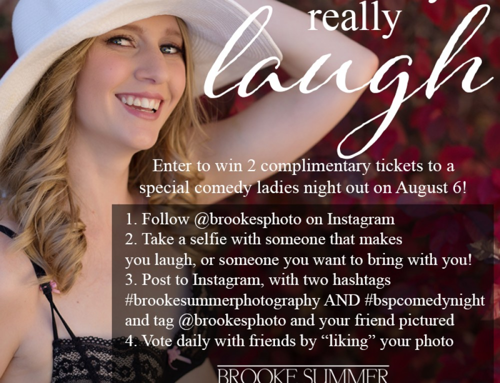 Denver Boudoir Photographer – A Special Giveaway and Ladies Night!