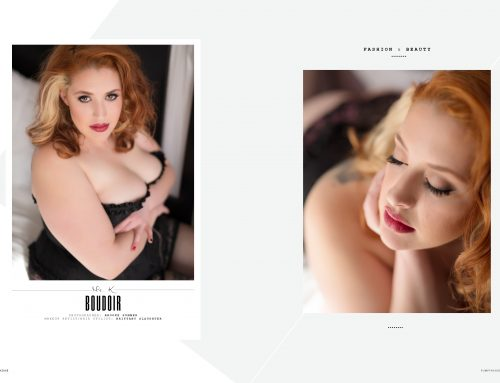 Best Colorado Boudoir – Ms. K Published!