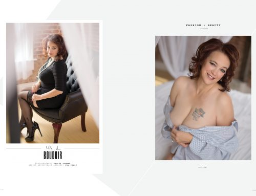 Published! – Ms. L | Castle Rock Boudoir
