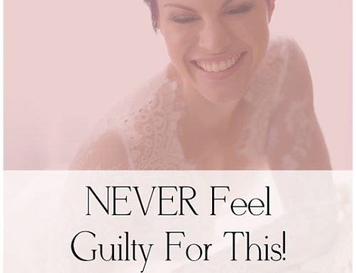 NEVER Feel Guilty For This | Best Boudoir Photography in Denver